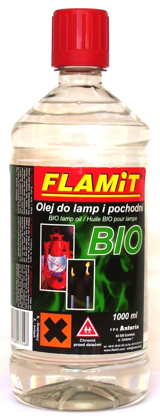 Olej do lamp i pochodni BIO 1000ml